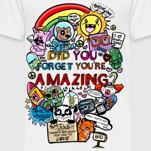 You are amazing Kids' Shirts - Toddler Premium T-Shirt