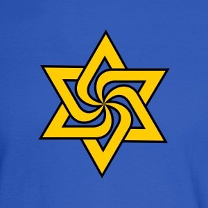 Raelian Star Symbol 2c Women's T-Shirts - Men's Long Sleeve T-Shirt
