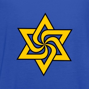 Raelian Star Symbol 2c Women's T-Shirts - Women's Flowy Tank Top by Bella