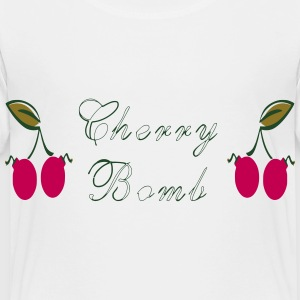 Cherry Bomb Kids' Shirts - Toddler Premium T-Shirt