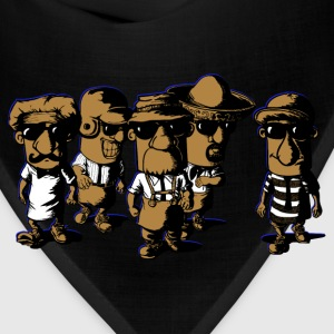RESERVOIR SAUSAGES Women's T-Shirts - Bandana