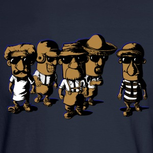 RESERVOIR SAUSAGES T-Shirts - Men's Long Sleeve T-Shirt