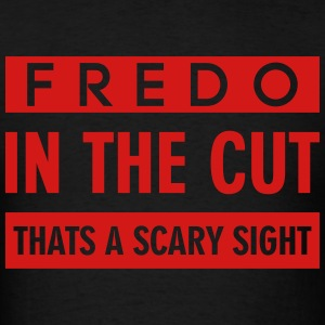 FREDO IN THE CUT THATS A SCARY SIGHT Hoodies - Men's T-Shirt