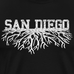 My San Diego Roots Shirt Diego Hoodies - Men's Premium T-Shirt