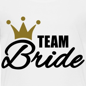 Team Bride Kids' Shirts - Toddler Premium T-Shirt
