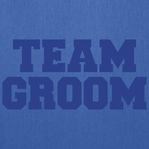 Team Groom T-Shirts - Tote Bag