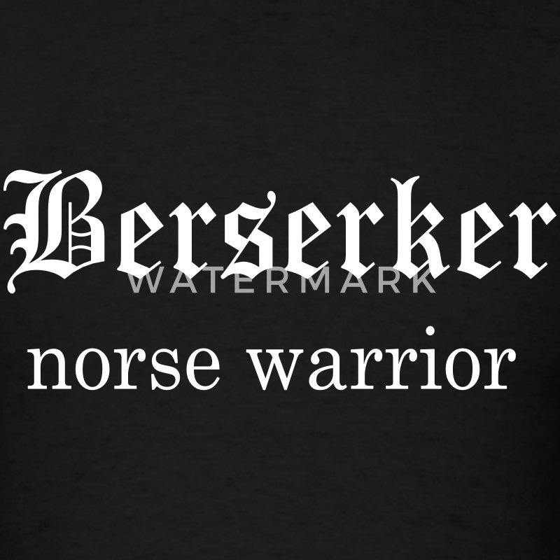 Berserker - Men's T-Shirt