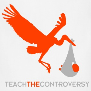 The Stork (Teach the Controversy) T-Shirts - Adjustable Apron