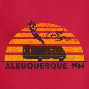 Cooking in New Mexico Women's T-Shirts - Adjustable Apron