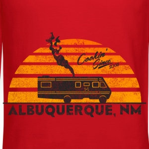 Cooking in New Mexico Women's T-Shirts - Crewneck Sweatshirt