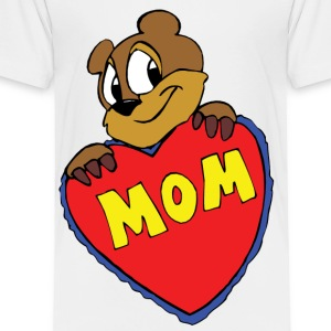 Mother's Day T-Shirt - Toddler Premium T-Shirt