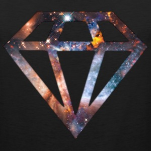 Cosmic Diamond T-Shirts - Men's Premium Tank