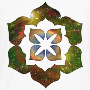 Cosmic Flower Women's T-Shirts - Men's Premium Long Sleeve T-Shirt