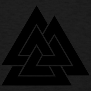 Valknut - Men's T-Shirt