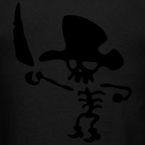 Pirate In Boots / Pirata Con Botas Hoodies - Men's T-Shirt