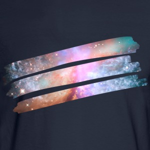 Cosmic Paint Hoodies - Men's Long Sleeve T-Shirt