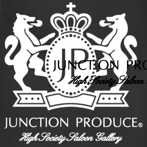 Junction Produce Logo VIP CAR High Society Saloon T-Shirts - Adjustable Apron