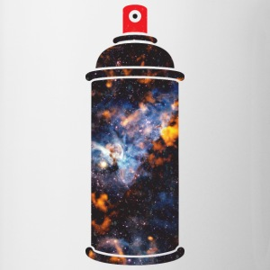 Cosmic Spray Paint Hoodies - Coffee/Tea Mug