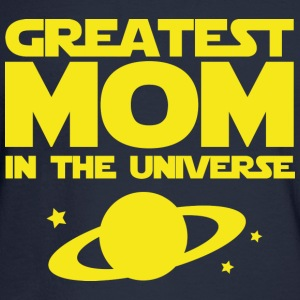 Greatest Mom In The Universe - Men's Long Sleeve T-Shirt