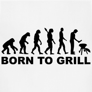 Grill Evolution T-Shirts - Adjustable Apron