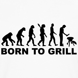 Grill Evolution T-Shirts - Men's Premium Long Sleeve T-Shirt