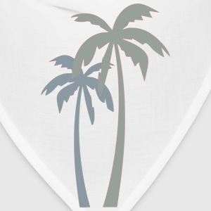 Palm Trees T-Shirts - Bandana