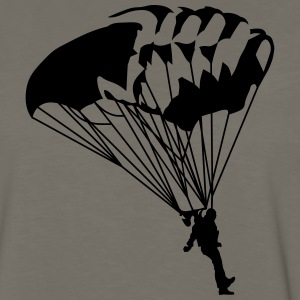 parachuting T-Shirts - Men's Premium Long Sleeve T-Shirt
