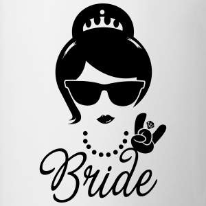 Bride Wedding Marriage Stag do Hen night party Women's T-Shirts - Coffee/Tea Mug