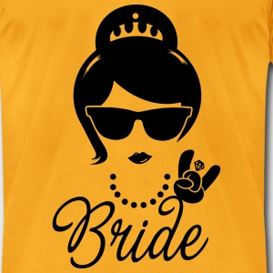 Bride Wedding Marriage Stag do Hen night party Bags  - Men's T-Shirt by American Apparel