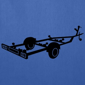 boat transport trailer_r1eps T-Shirts - Tote Bag