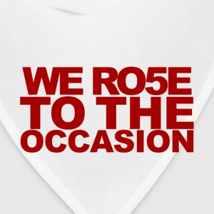 Louisville Cardinals We Rose to the Occasion - Bandana