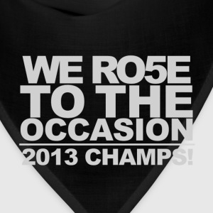 Rose to the Occasion - Louisville T-Shirts - Bandana