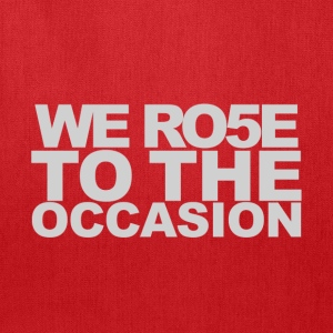 Rose to the Occasion - Louisville T-Shirts - Tote Bag