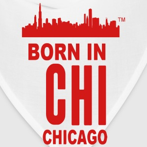 BORN IN CHICAGO - Bandana