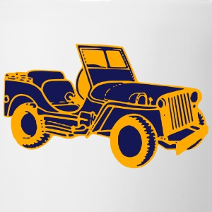 Jeep  T-Shirts - Coffee/Tea Mug