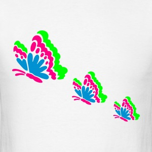 Butterfly Hoodies - Men's T-Shirt