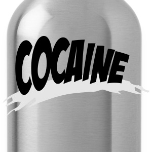 cocaine T-Shirts - Water Bottle