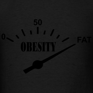 Fatness - Men's T-Shirt