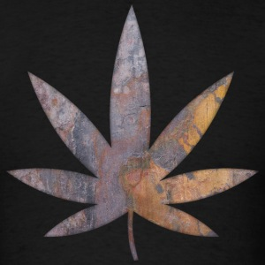 Pot Leaf Hoodies - Men's T-Shirt