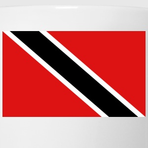 Trinidad Flag T-Shirt - Coffee/Tea Mug