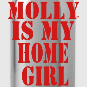 MOLLY IS MY HOME GIRL T-Shirts - Water Bottle