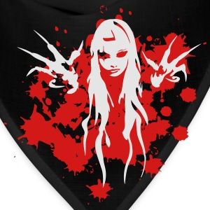 bloody witch T-Shirts - Bandana