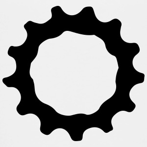 Wheel Gear Ring Mountainbike MTB Downhill 1c Kids' Shirts - Toddler Premium T-Shirt