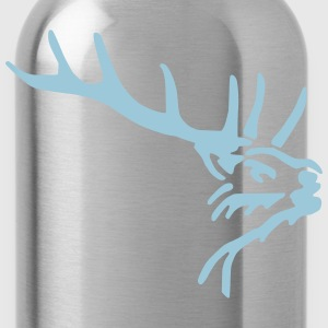 elk 1_ T-Shirts - Water Bottle