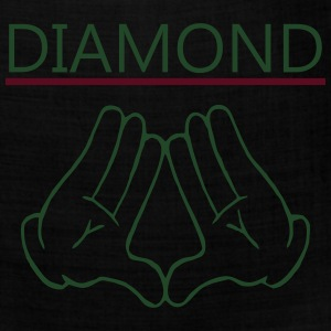 diamond Hoodies - Bandana