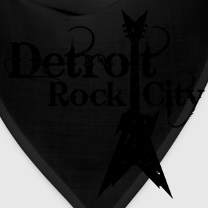 DETROIT ROCK CITY Women's T-Shirts - Bandana
