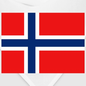 Norway Flag T-Shirt - Bandana