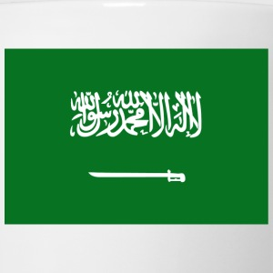 Saudi Arabia Flag T-Shirt - Coffee/Tea Mug