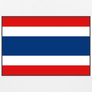 Thailand Flag T-Shirt - Men's Premium Tank