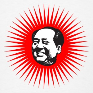 Chairman Mao iPhone Case - Men's T-Shirt